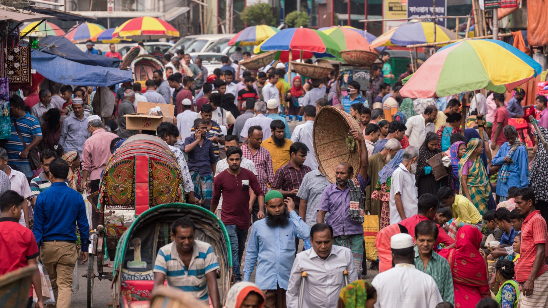 Post of the Month: Dhaka