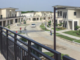 The Bureau of Overseas Buildings Operations (OBO) purchased a housing campus in Santo Domingo that they had been leasing for years, August 2020. The compound was built to OBO seismic, safety, and security standards and is conveniently located less than one mile from the embassy. Photo by the Bureau of Overseas Buildings Operations